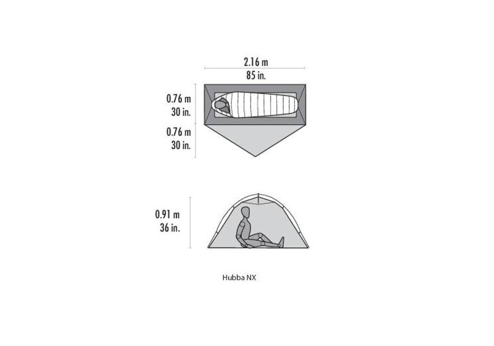 Tent Msr Hubba Hubba Nx – Evaluation